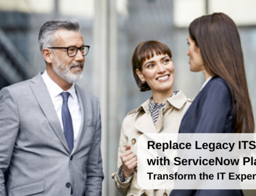 7 reasons why enterprises migrate legacy systems to ServiceNow
